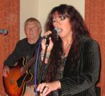 Paul Mountain & Sarah Middleton-Woolley, 'Reflections' gig, Bulcote Farm Rooms Diamond Jubilee Celebration, 04-06-2012