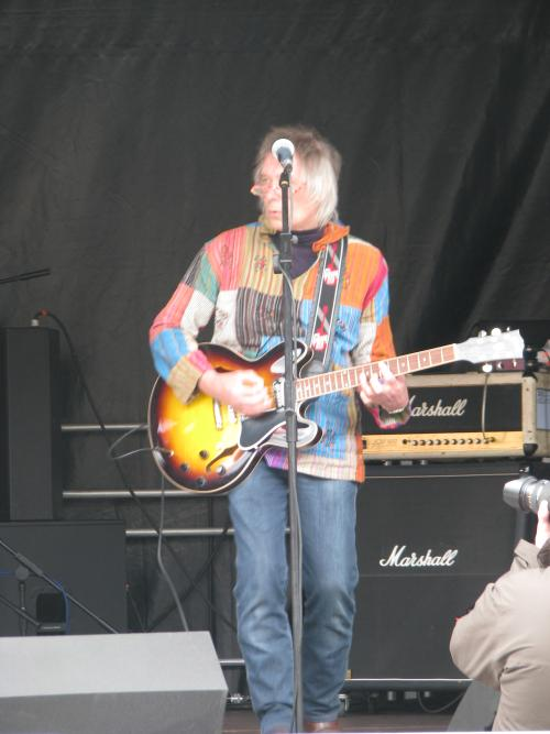 Nigel Smith, 'Reflections' at Old Market Square, Nottingham, 22-04-2012